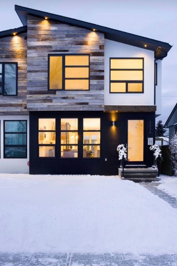 Fenster außen modern  2522 besten Exteriors Bilder auf Pinterest | zeitgenössische ...
