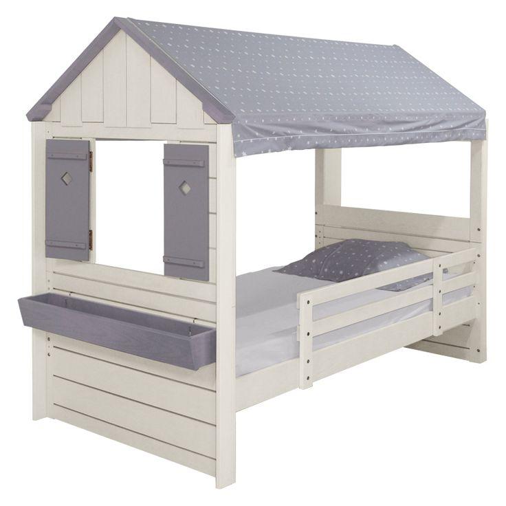 les 53 meilleures images du tableau lit cabane sur. Black Bedroom Furniture Sets. Home Design Ideas