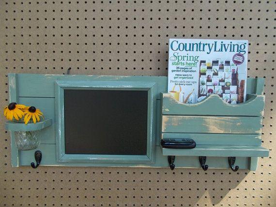 Message Board/tableau/courrier-Magazine par SouthernWoodsStyle