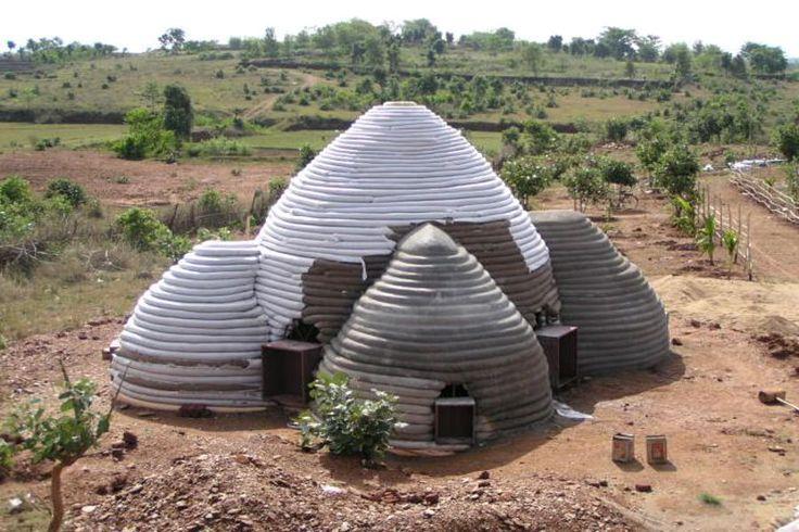 L'éco dôme : 10 maisons atypiques à moins de50000euros - Linternaute