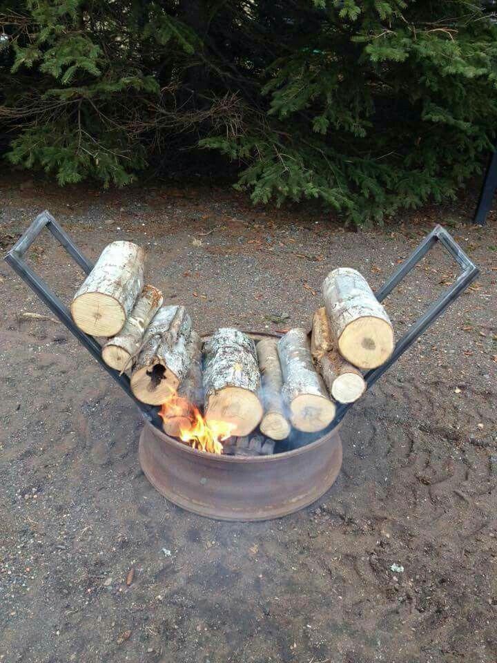 Continuous fire: gotta make sure you have good coals and enough oxygen