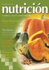 Revista Cuadernos de Nutricion 2013