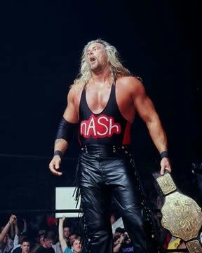 WCW World Champion Kevin Nash