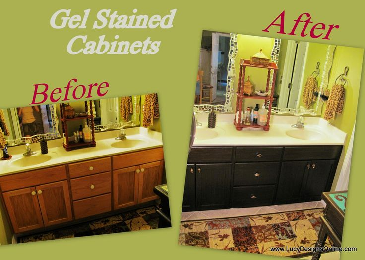 97 Best Stained Cabinets Images On Pinterest Kitchen Remodeling American Cuisine And Diy Kitchen