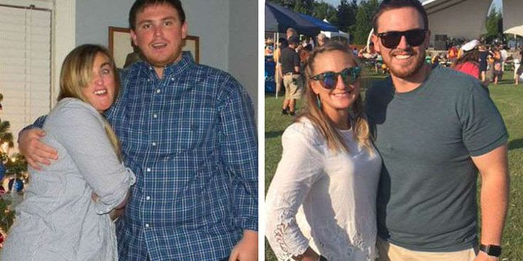 This Brother and Sister Lost 140 Pounds by Following 3 Simple Rules - Courtesy of TODAY/ Minnick Family