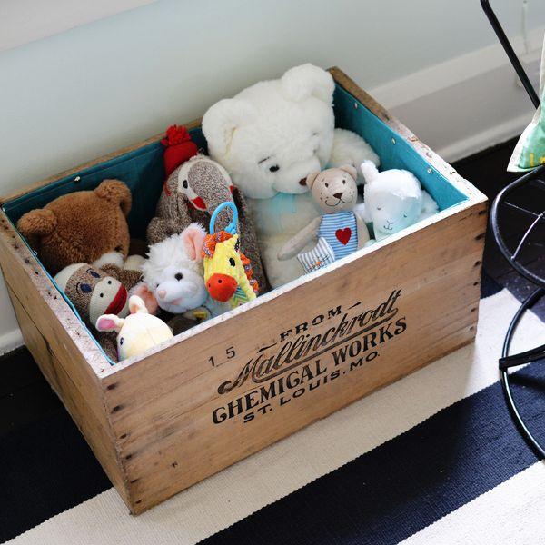 140 best Toy Storage Ideas images on Pinterest