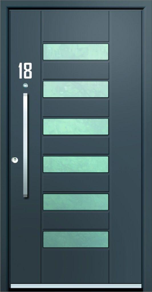 les 27 meilleures images du tableau portes d 39 entr e pvc sur pinterest portes mod le et verre. Black Bedroom Furniture Sets. Home Design Ideas