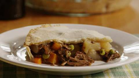 Beef Pot Pie III Allrecipes.com | Favorite Recipes | Pinterest
