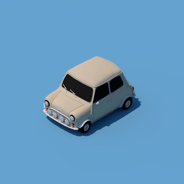 Car 03 on Behance