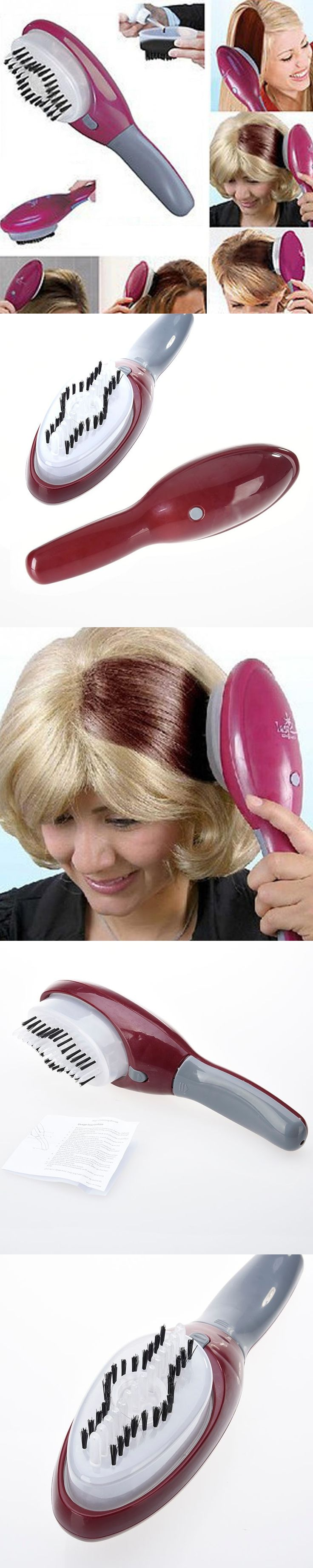 Brand NEW Styling Tools Dyeing Hair Coloring Brush Color Hair Dyeing Comb Professional Hairdressing Brush