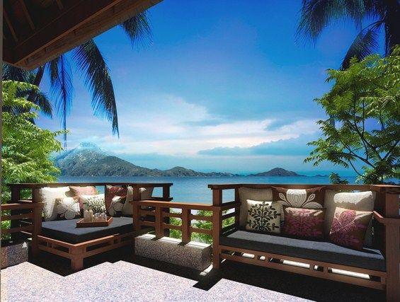 72 Luxury resort for awakening your senses