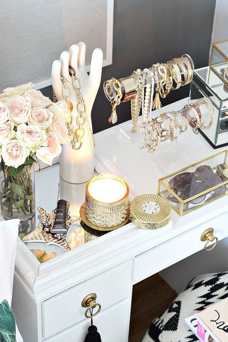 94 best Jewelry dresser images on Pinterest Organizers