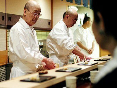 Sukiyabashi Jiro – Sample Fixed Menu | Genius