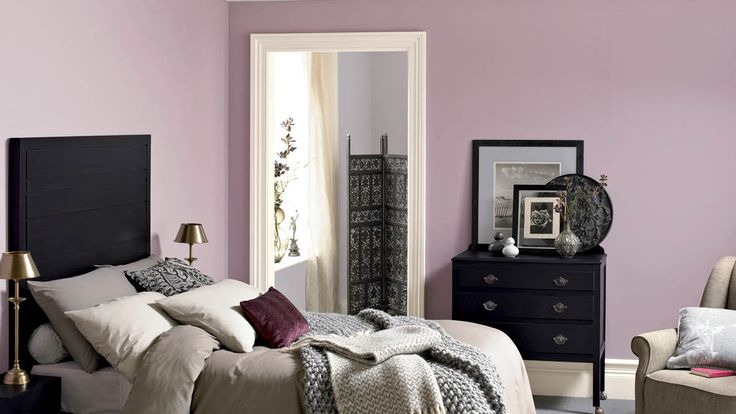 bedroom rooms dulux home pinterest black