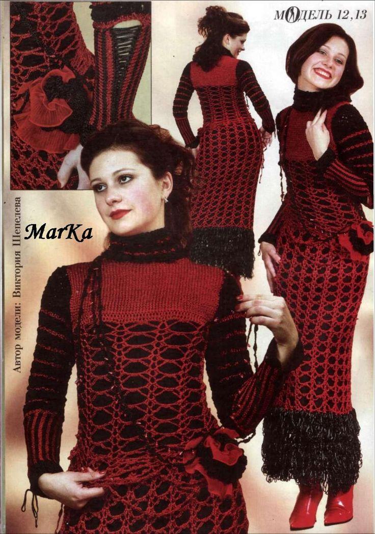 Cocheta 2006-01 - cochetă (tricotat și croșetare) - Reviste pe brodată - meșteșuguri țară