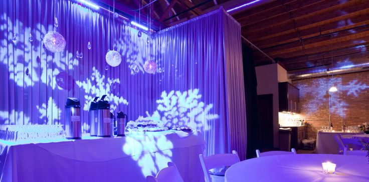 23 best images about ballroom christmas inspiration on for Decor 4 events