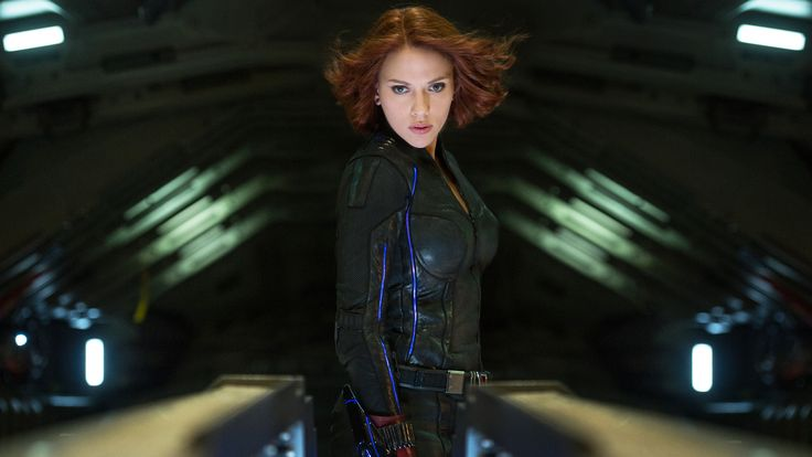 Scarlett Johansson Hot HD desktop wallpaper High Definition