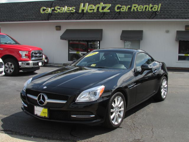 HOT DEAL OF THE WEEK: 2016 Mercedes-Benz SLK SLK 300