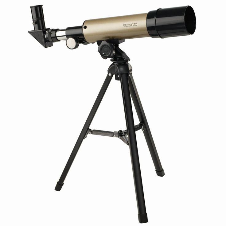 Teleskop, Vega 360 - Natur og Vitenskap - Riktige Leker as