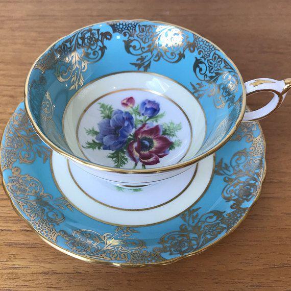best 25 vintage teacups ideas on pinterest tea cups. Black Bedroom Furniture Sets. Home Design Ideas