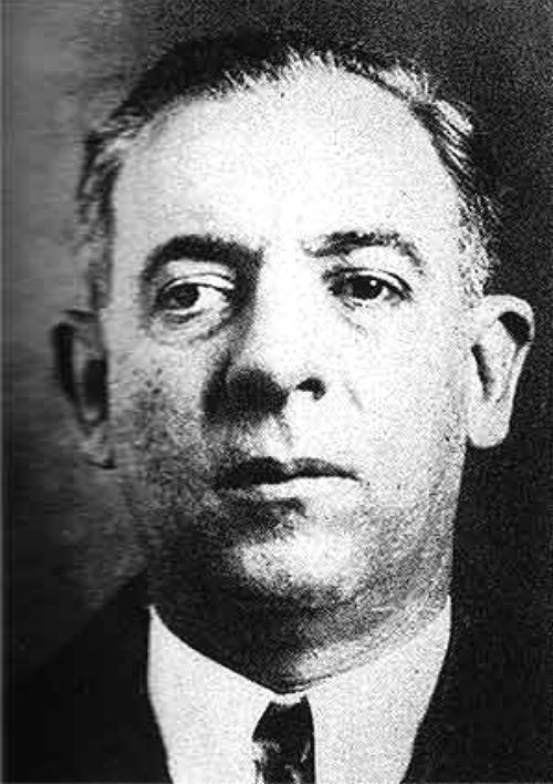 """Obit - Ciro Artichoke King Terranova - Terranova was a Capo in Joe Masseria's Family during the 1920s and was known as the """"Artichoke King"""""""