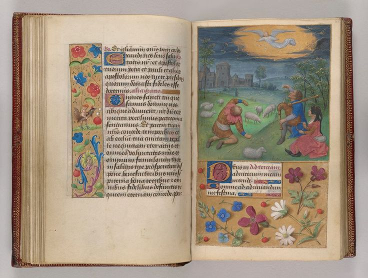 The Morgan Library & Museum  In the fifteenth century, Bruges was an important center for manuscript illumination. Hans Memling's development of the demi-grisaille technique has generally been traced to his time spent in Cologne, but in fact, varieties of grisaille and demi-grisaille were regularly used in Bruges manuscript illumination in the decades prior to the painting of the Crabbe triptych, as shown with a selection of Books of Hours from the Morgan's rich holdings in the exhibiti