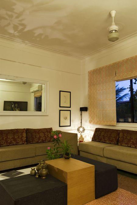 Living room #bluekrit