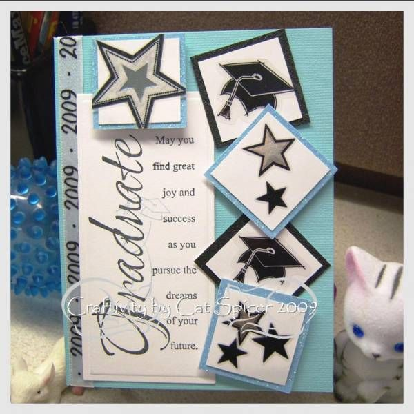 Sentimental Squared Graduation by princelessmn - Cards and Paper Crafts at Splitcoaststampers