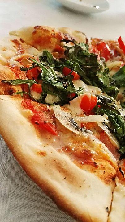Der beste Pizzateig, ein tolles Rezept aus der Kategorie Pizza. Bewertungen: 464. Durchschnitt: Ø 4,8.