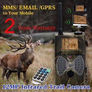 12MP 940nm NO glow Trail Cameras MMS Hunting Cameras Trap Game Cameras Black IR Wildlife Cameras Free shiping (646223922)  SEE MORE  #SuperDeals