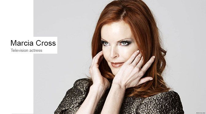 33 Things You Don't Know About Marcia Cross http://zntent.com/33-things-you-dont-know-about-marcia-cross/