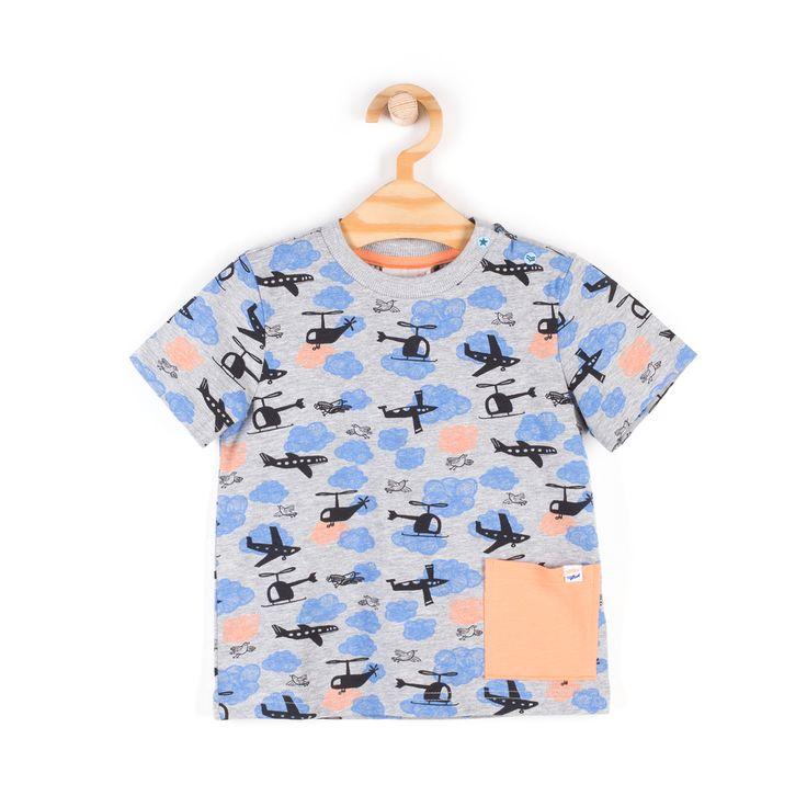 Koszulka - 42,90 zł - Kod: L18143202AIR-022-092 - Kaptur długi rękaw - Chłopiec