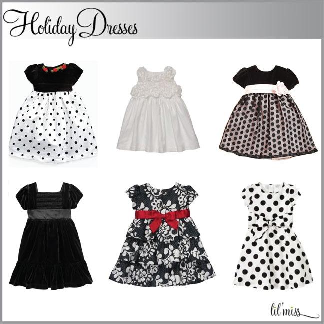 kids christmas and holiday dresses