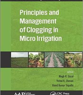 Principles And Management Of Clogging In Micro Irrigation PDF