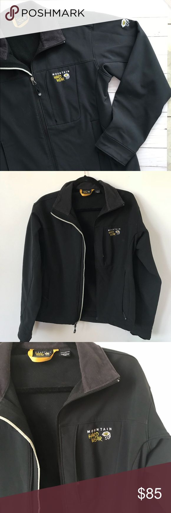 Mountain Hardwear • Android II Jacket A great jacket! Wind and water resistant. Athletic and stylish softshell. Excellent preowned condition! Mountain Hardwear Jackets & Coats Performance Jackets