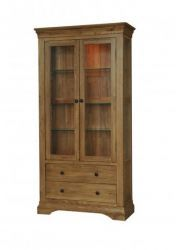 French Oak Glass Display Cabinet is the french style with beautiful design. Read more about this cool furniture: http://solidwoodfurniture.co/product-details-oak-furnitures-356-french-oak-glass-display-cabinet.html
