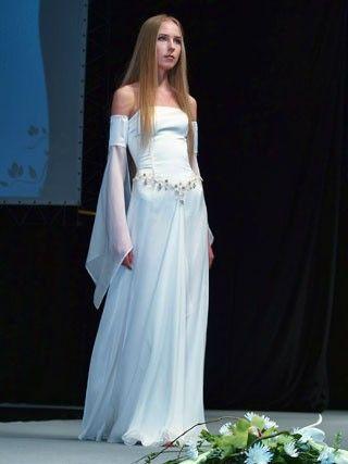 The Elf's dream wedding dress by MiledyVintage