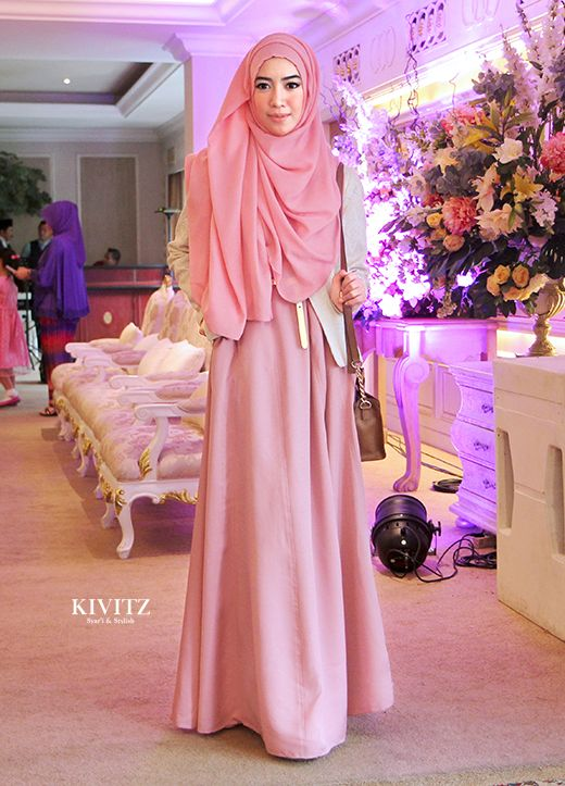"hijab-wearitright:  ""Fitri Aulia  """