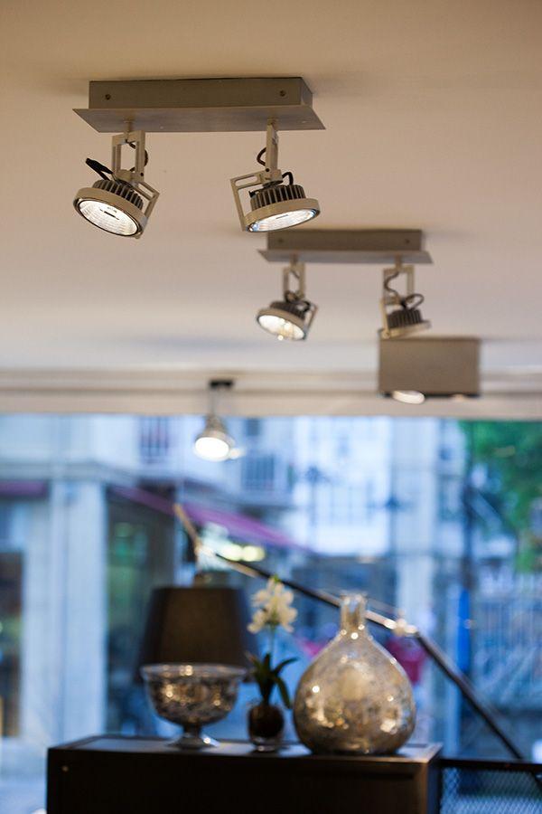 Cambio a led de tienda de decoraci n i igo echave en - Inigo echave decoracion ...