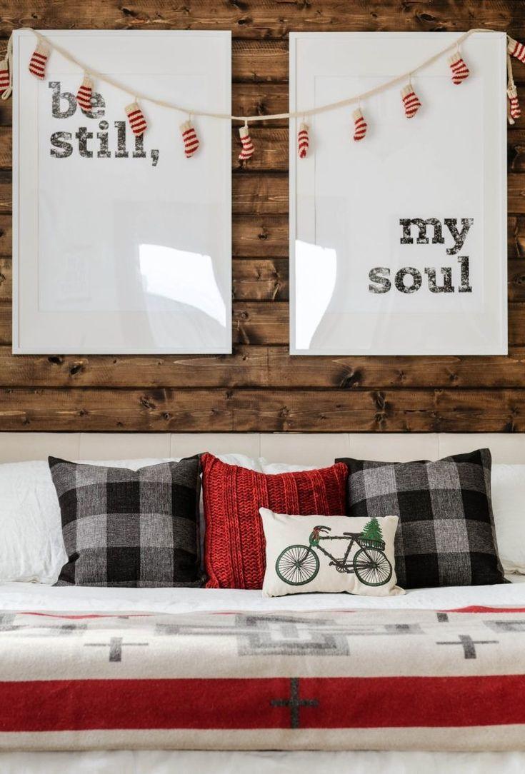 27  Lovely Diy Kids Room Christmas Décor Ideas