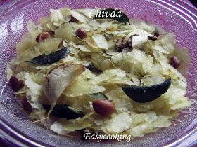 Easycooking: Bhajil Phov/Chivda and some Goodies