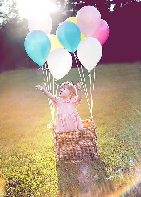 """adorable """"hot air balloon"""""""