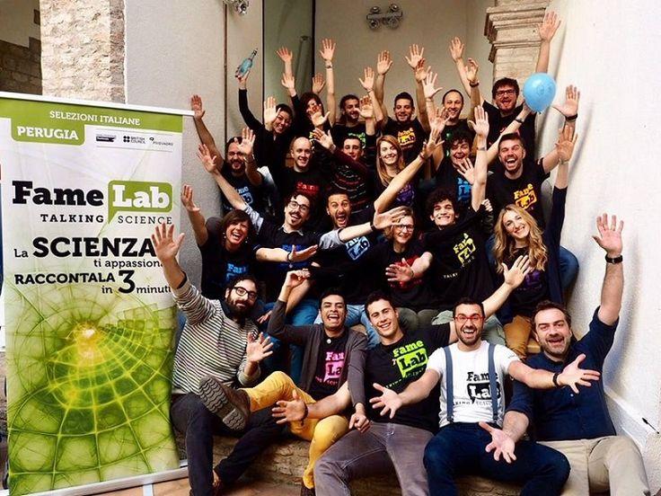 Passione per la ricerca e per la comunicazione, anche due umbri alla finale nazionale Famelab Italia.