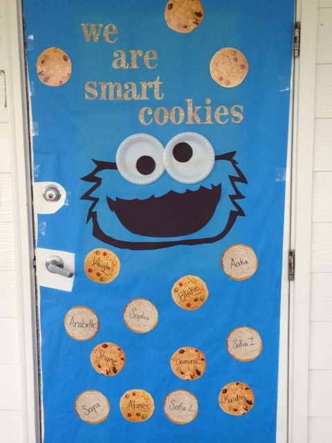 17 best images about classroom door decoration on for Baby classroom decoration