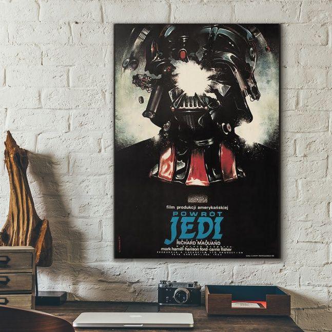 Plakat Star Wars Epizod VI - edycja limitowana