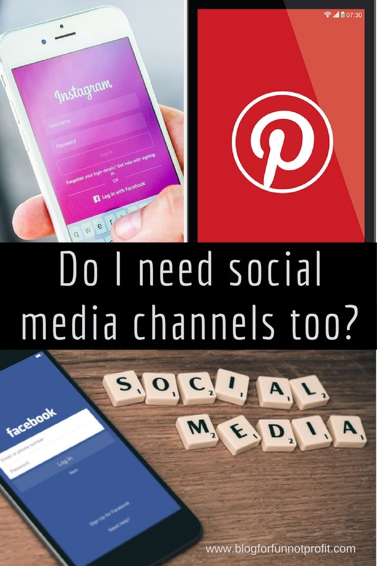 Do I Need Social Media Channels For My Blog? Beginners' Guide