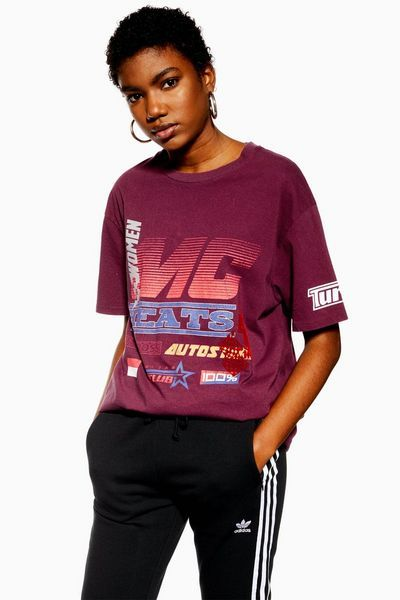 e74fd908a8ac Monaco T-Shirt as part of an outfit | SS20 in 2019 | Shirt outfit, T ...