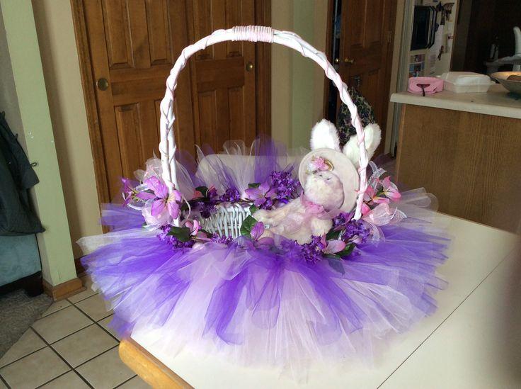 Flower Girl Baskets Toronto : Best images about princess baskets on
