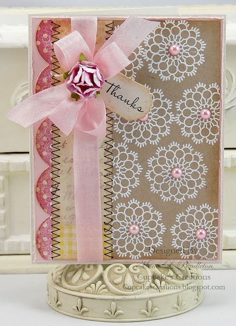 Pretty and Pink! Love this card.