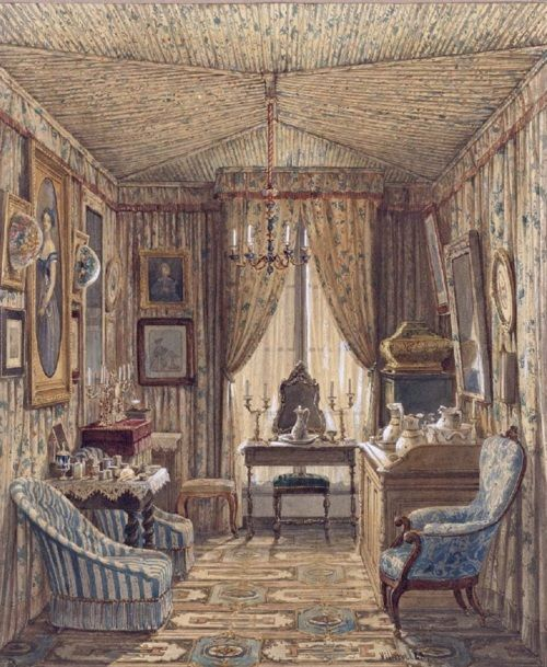 Old Victorian Room: 17 Best Images About Victorian Style On Pinterest